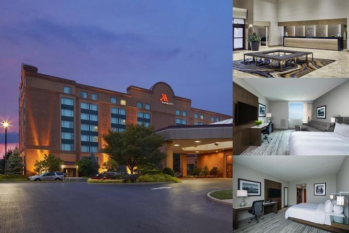Cincinnati Airport Marriott Photo Collage