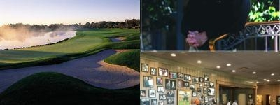 Arnold Palmer's Bay Hill Club & Lodge photo collage