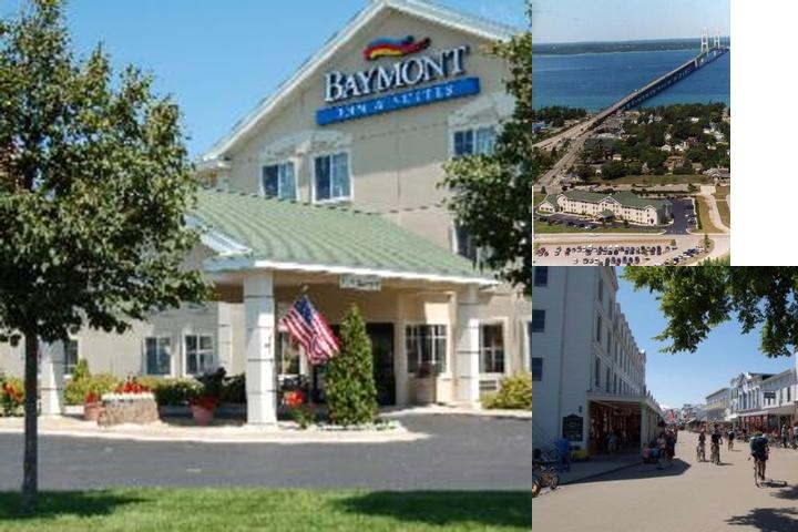 Baymont Inn & Suites of Mackinaw City photo collage