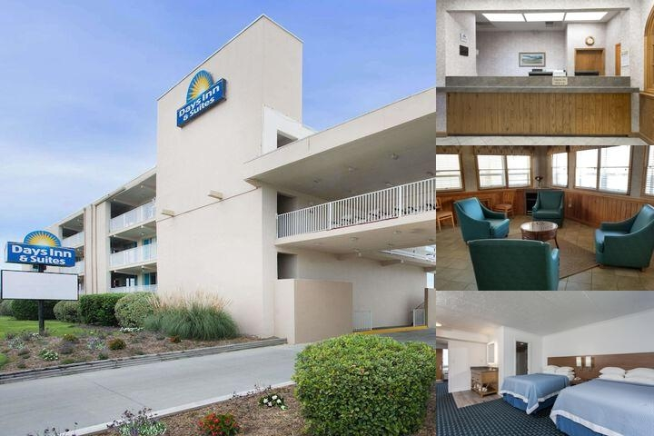 Days Inn & Suites Mariner photo collage