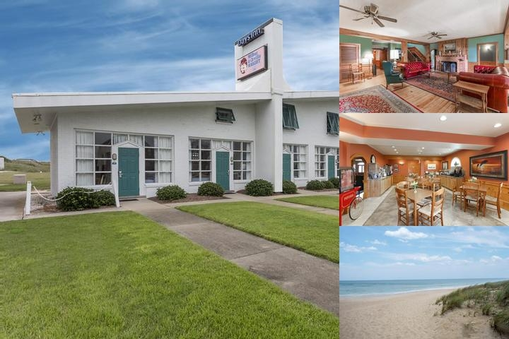 Days Inn Oceanfront Wright Brothers photo collage