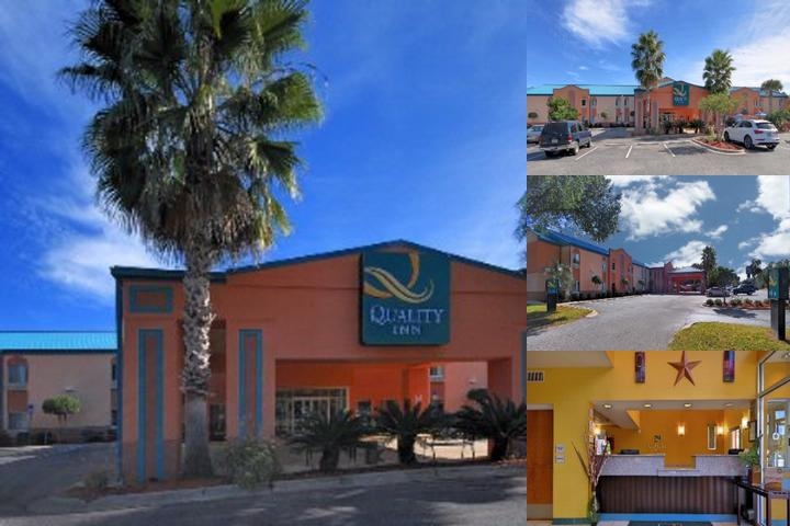 Quality Inn Pensacola photo collage