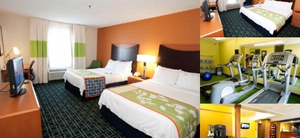 Fairfield Inn by Marriott Dallas Dfw Airport North Standard Double