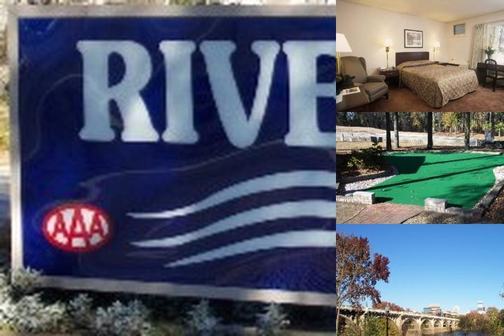Riverside Inn photo collage