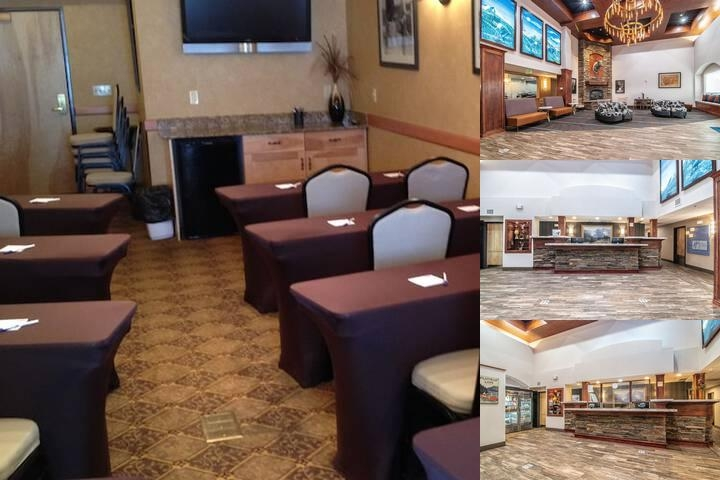 Holiday Inn Express Kalispell photo collage