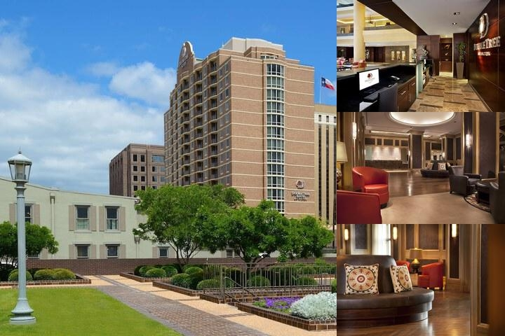 Doubletree Suites by Hilton Austin photo collage