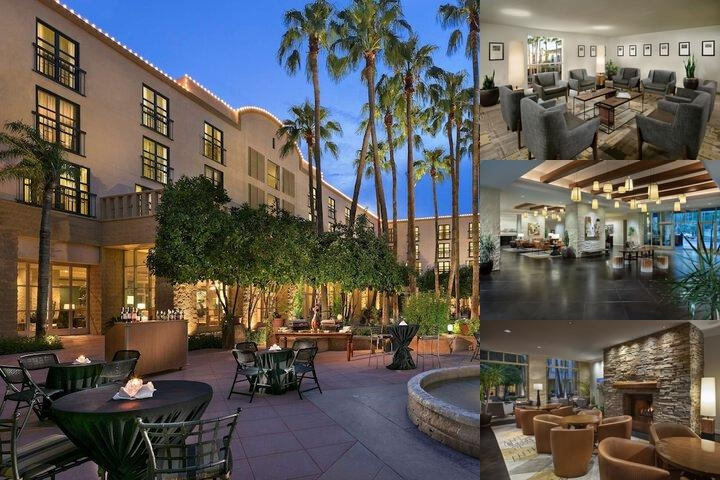 Tempe Mission Palms Hotel Conference Center Photo Collage