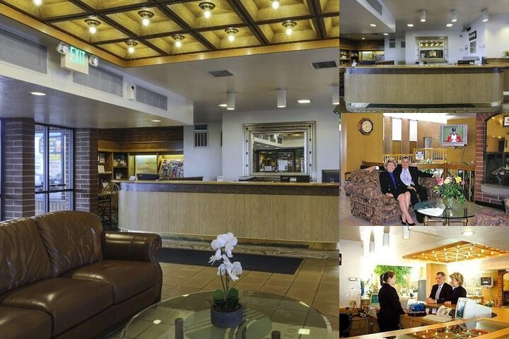 Airport Inn Hotel photo collage