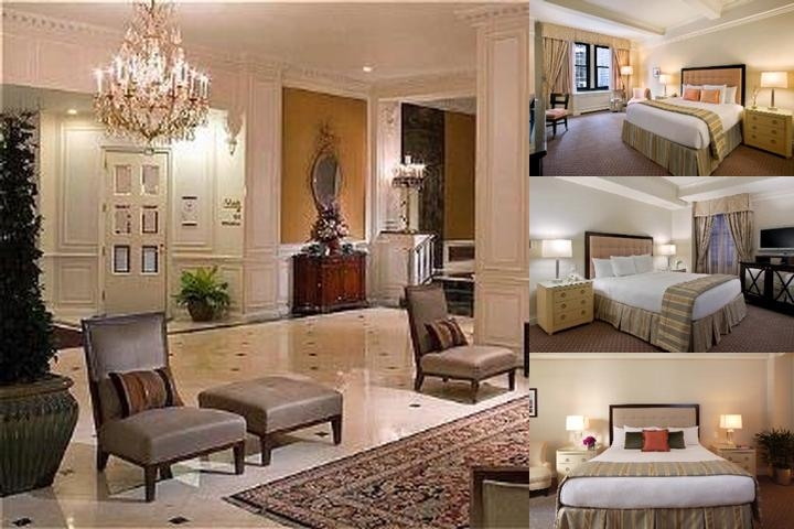 Warwick New York Hotel photo collage