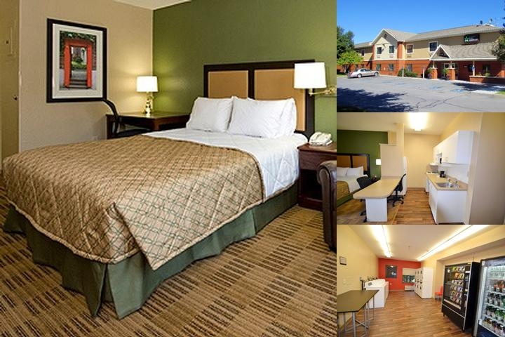 Extended Stay America Albany photo collage