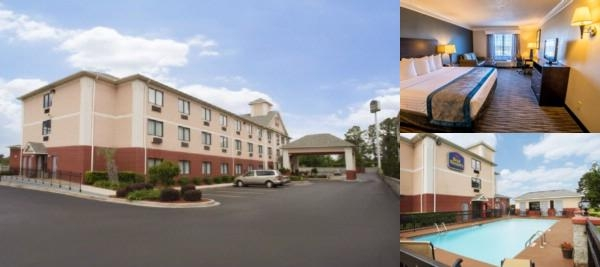 Best Western Augusta West photo collage