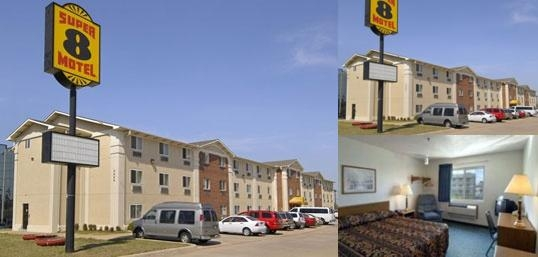 Super 8 Dfw South photo collage