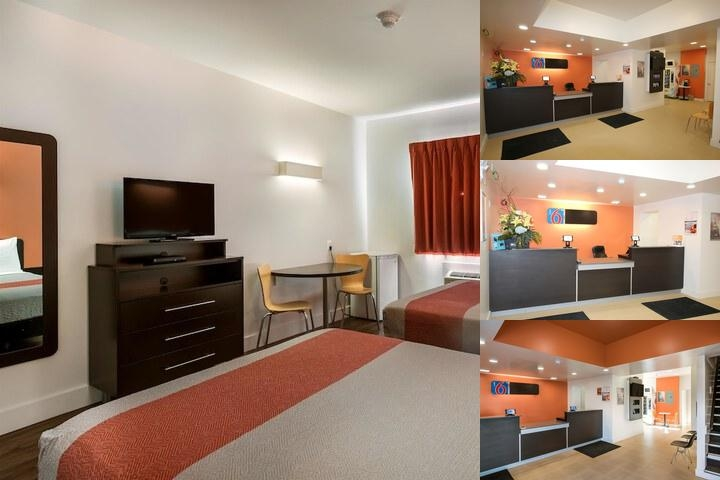 Econo Lodge Moncton photo collage