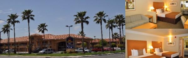 Best Western Inn & Suites Lemoore photo collage
