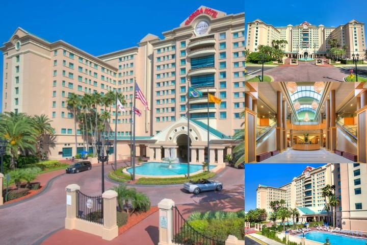 The Florida Hotel & Conference Center photo collage