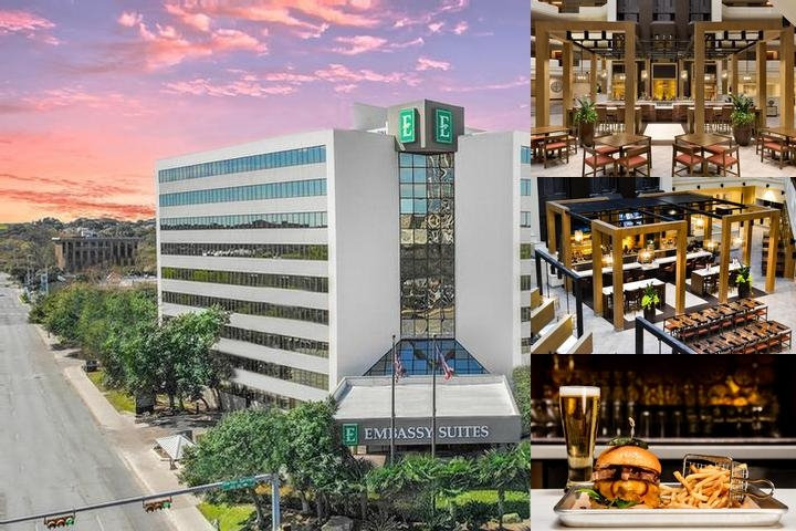 Embassy Suites Downtown / Town Lake Austin photo collage