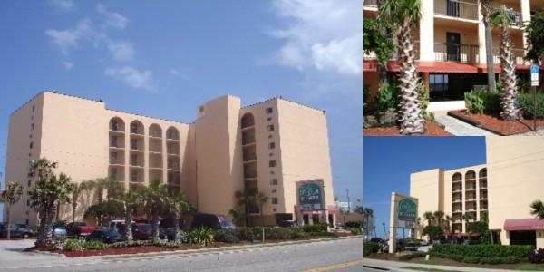 Coral Beach Resort photo collage