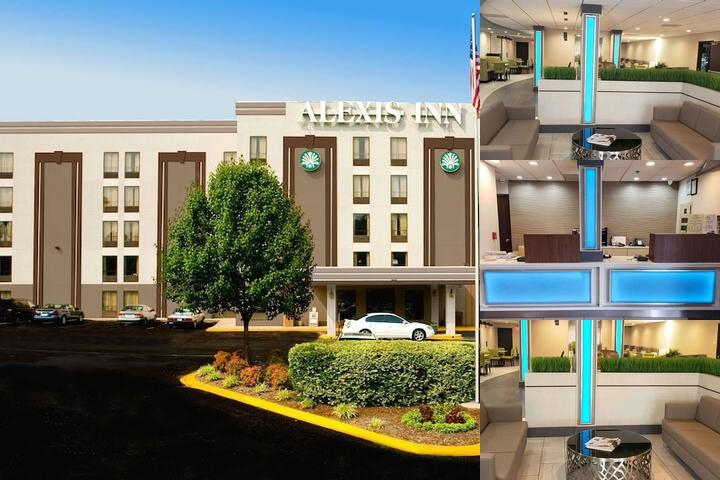 The Alexis Inn & Suites Nashville Airport photo collage