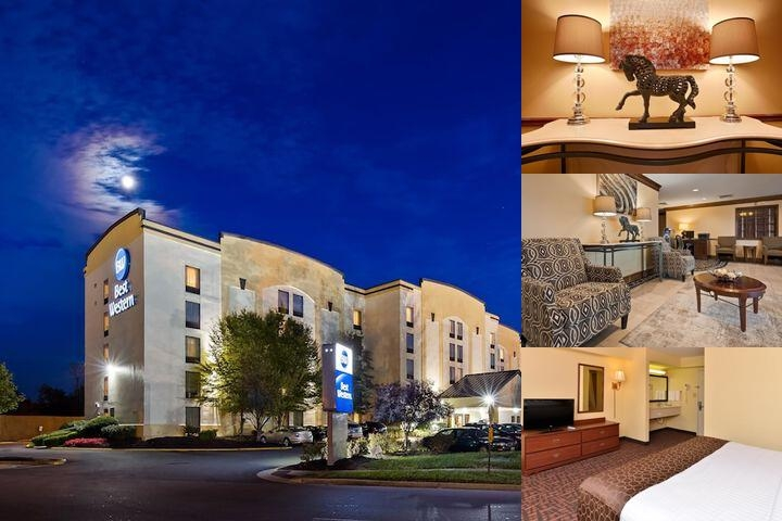 Best Western Louisville East photo collage