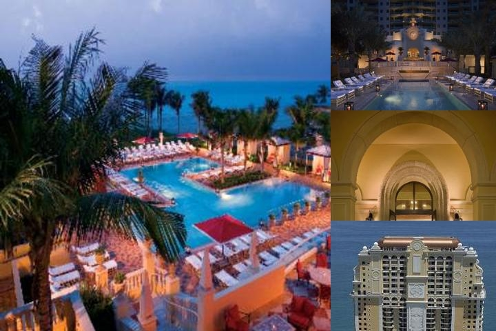 Acqualina a Rosewood Resort photo collage