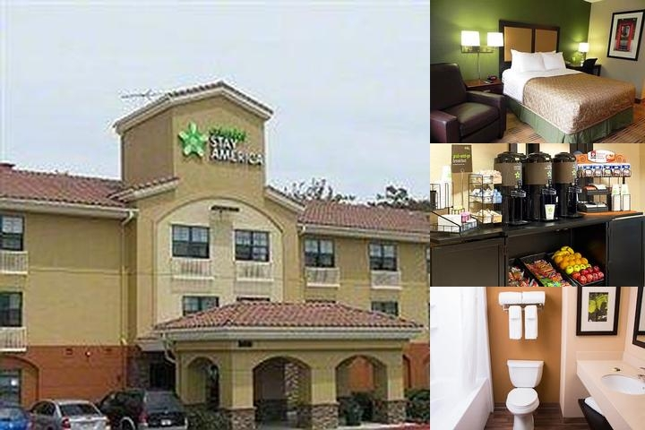 Extended Stay America San Diego Oceanside photo collage