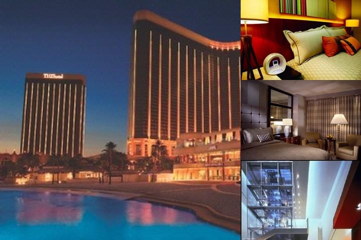 Mandalay Bay Resort & Casino photo collage