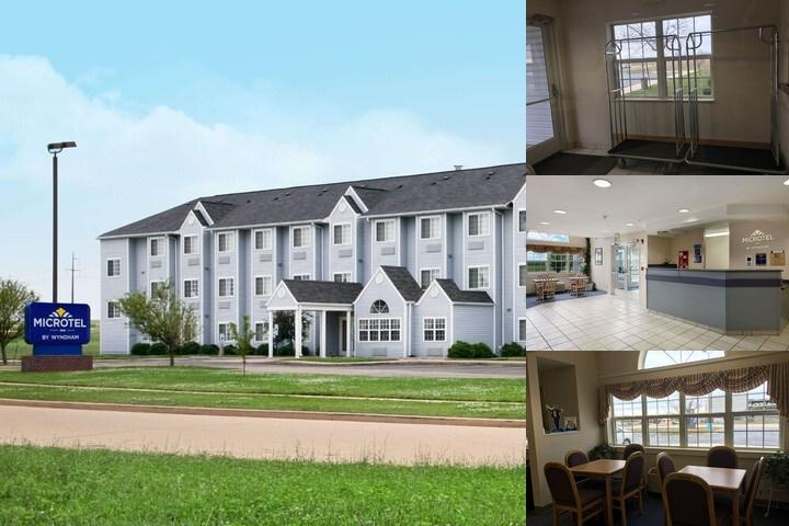 Microtel Inn by Wyndham Champaign photo collage