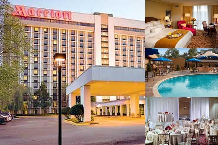 Atlanta Airport Marriott Photo Collage