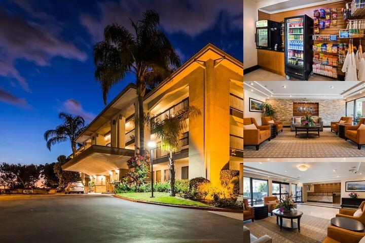 Best Western Orange County photo collage