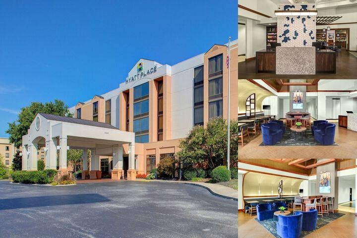 Hyatt Place Opryland photo collage