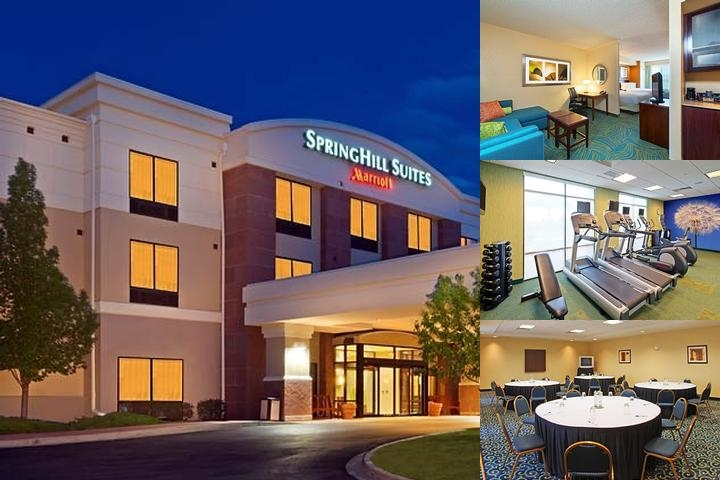 Springhill Suites Longmont photo collage