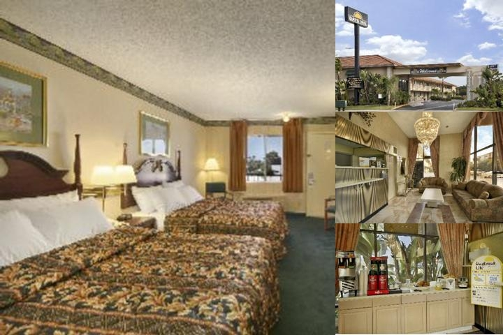Knights Inn Buena Park photo collage
