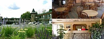 Weathervane Terrace Inn & Suites photo collage