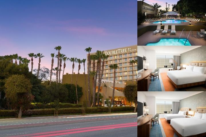 Doubletree by Hilton Los Angeles Westside photo collage