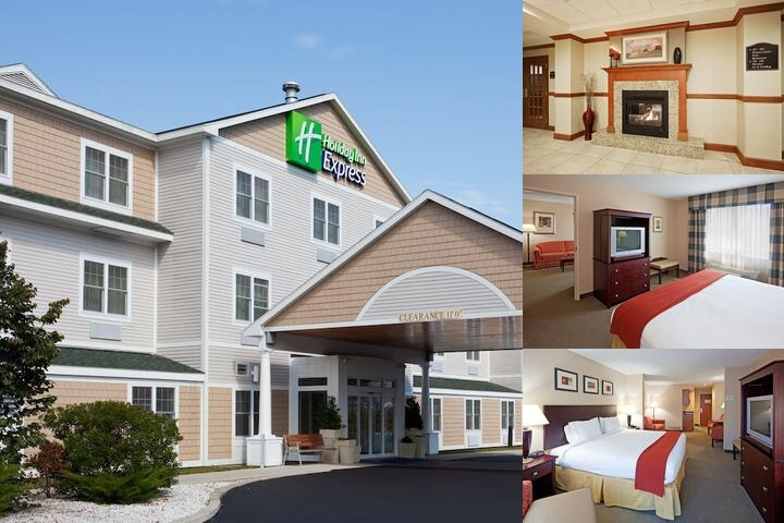 Holiday Inn Express Hotel Suites Freeport Me 450 U S Route 1 04032