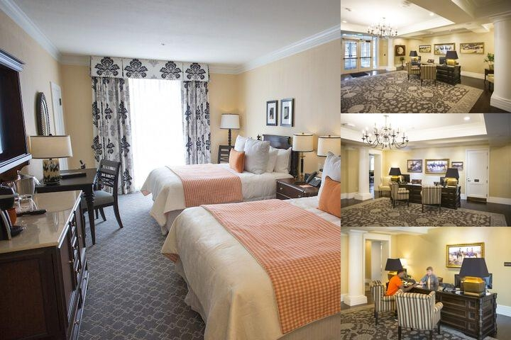 Atherton Hotel at Osu photo collage