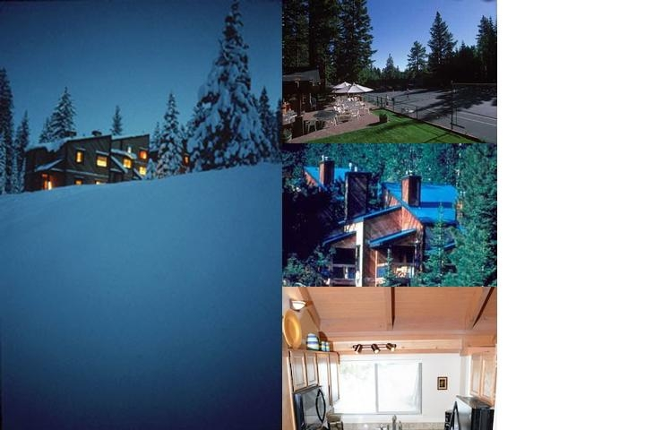 Northstar California Resort photo collage