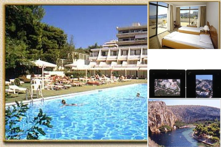 Armonia Hotel photo collage