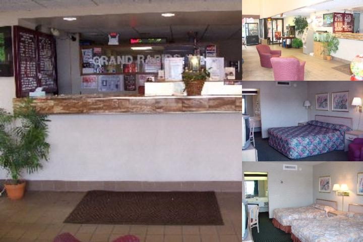 Grand Rapids Inn photo collage