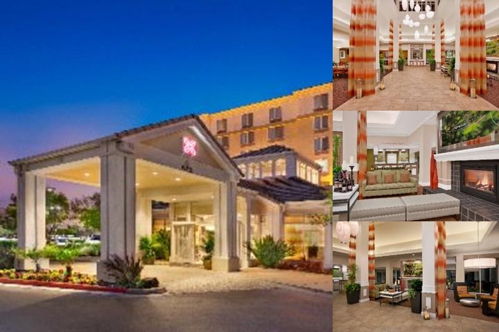 Hilton Garden Inn San Francisco Airport North photo collage