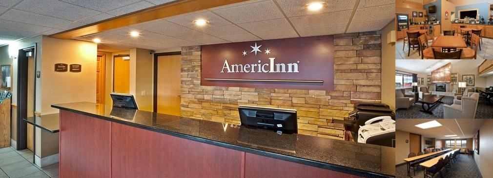 Americinn Bay City photo collage