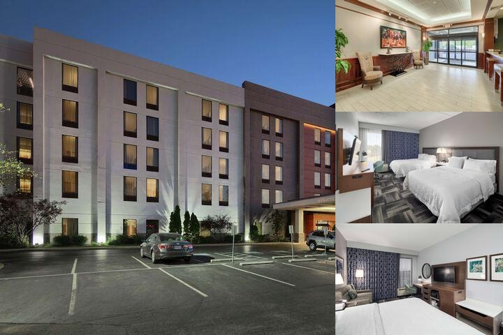 Hampton Inn Louisville Northeast photo collage