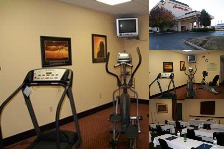Hampton Inn Memphis photo collage