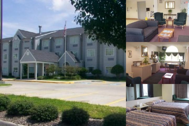 Microtel Inn Sulphur photo collage