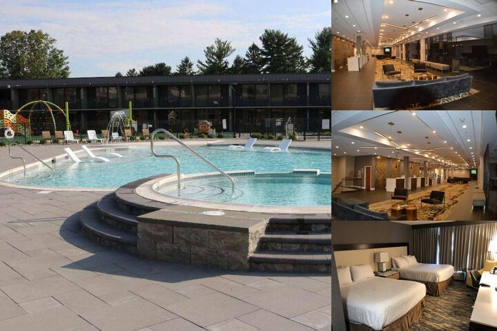 Lancaster Host Resort & Conference Center photo collage