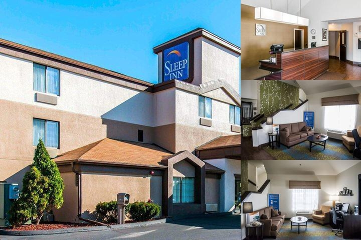 Sleep Inn of Midland photo collage