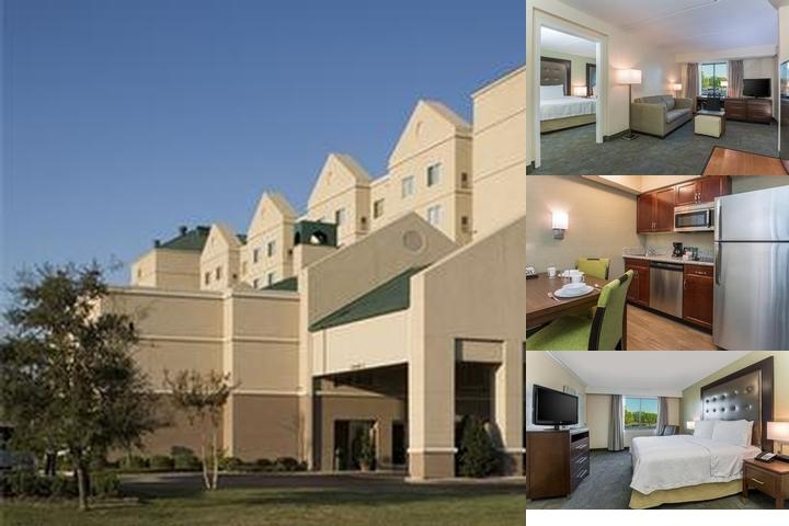 Arlington Homewood Suites by Hilton photo collage