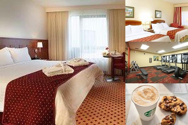 Courtyard by Marriott Salinas Monterey photo collage
