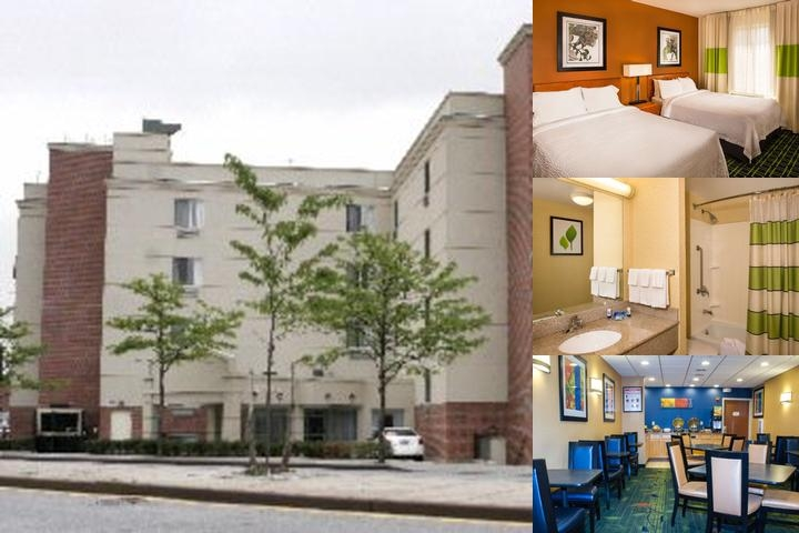 Fairfield Inn by Marriott Laguardia Airport / Flus photo collage