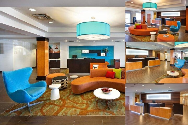 Fairfield Inn & Suites by Marriott Toronto Brampto photo collage